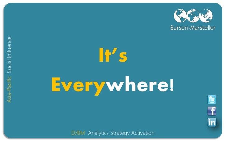 It's Everywhere! Zaheer Nooruddin - Digital Storytelling Content - Internet Show Asia 2012