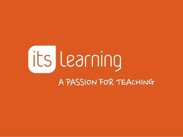 Opetuksen sulauttaminen itslearning-oppimisalustan avulla Marko Mäkilä Field Sales Manager, Finland