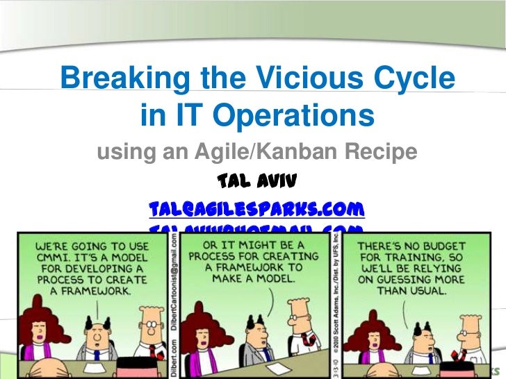 IT Operations in Agile Israel April 11