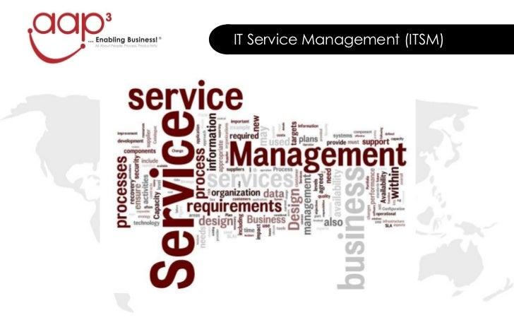 aap3 ITSM Presentation