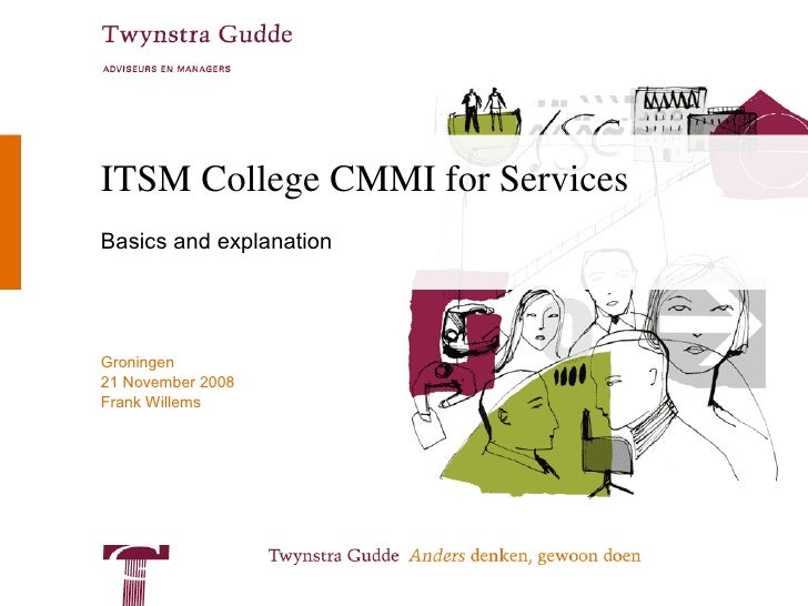 ITSM College CMMI for Services Basics and explanation