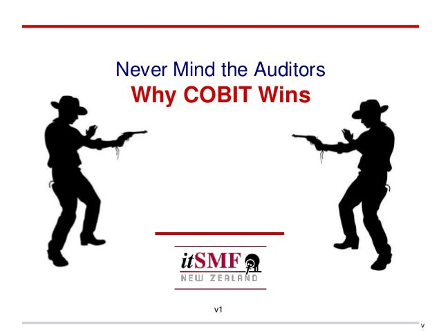 Why COBIT® wins