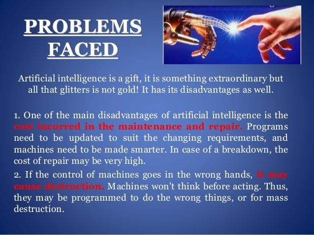 Dissertation artificial intelligence