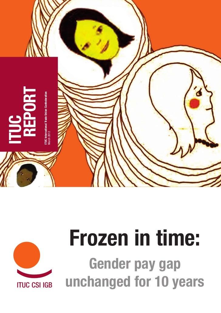 Ituc onderzoek Frozen in time