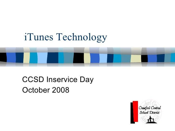 iTunes Oct08