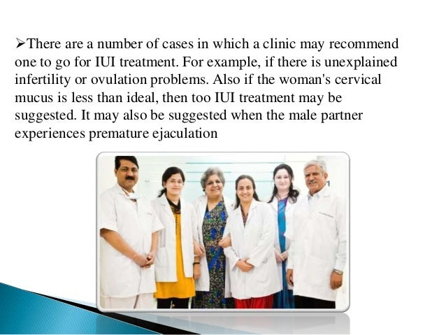 Iui with clomid procedure
