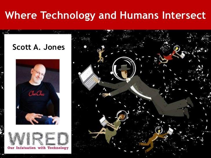 IUPUI Wired Keynote Speech - Scott A. Jones