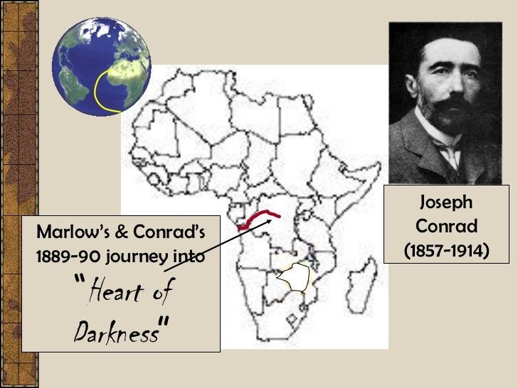 Journeys in heart of darkness