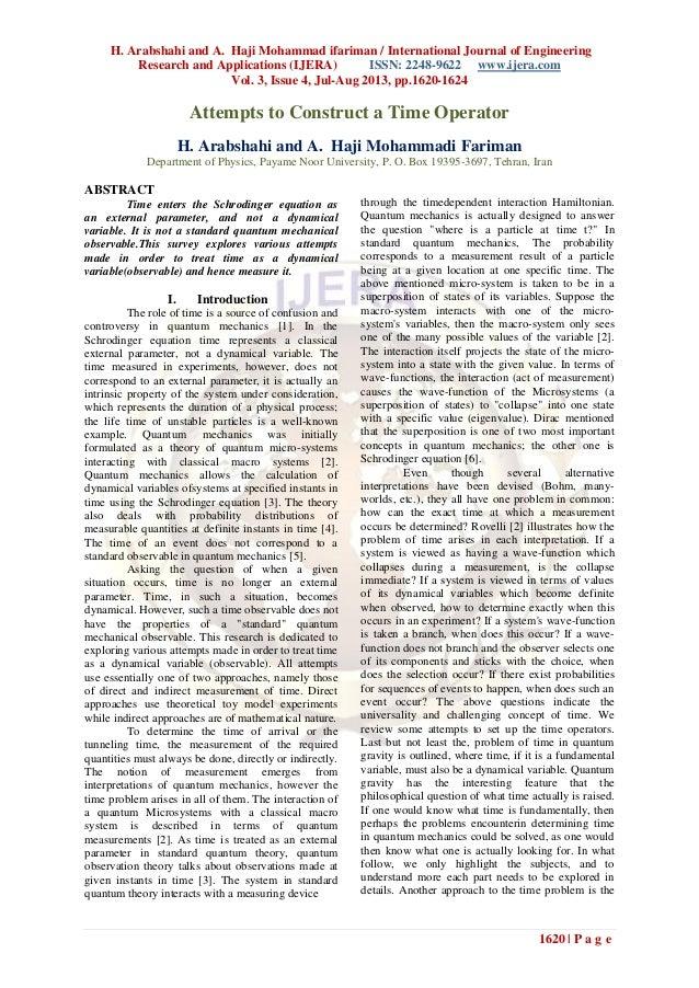 H. Arabshahi and A. Haji Mohammad ifariman / International Journal of Engineering Research and Applications (IJERA) ISSN: ...