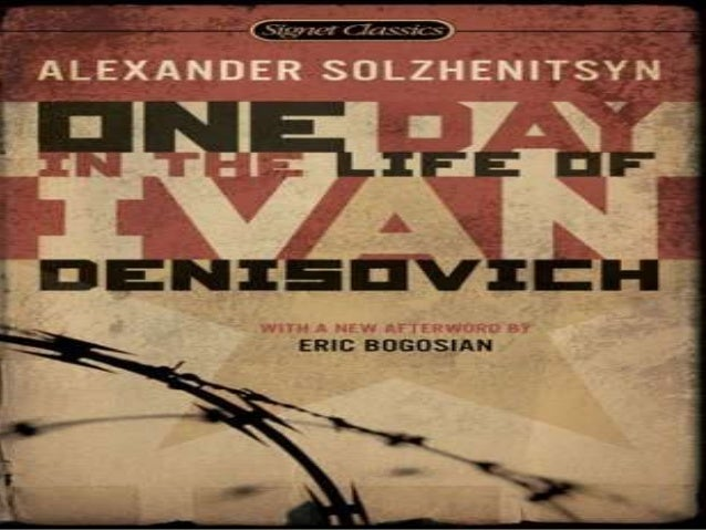  A Day in the Life of Ivan Denisivich is set in the forced-labor camp of Communist Russia during a time of great internal...