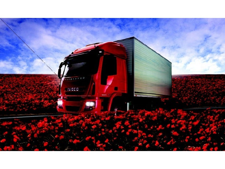 Iveco 2010 - The strength of nature