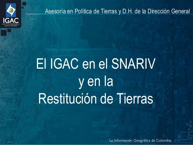 Iv encuentro interinstitucional igac supernotariado