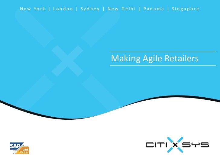 iVend retail with SAP Retail (ECC 6.0)