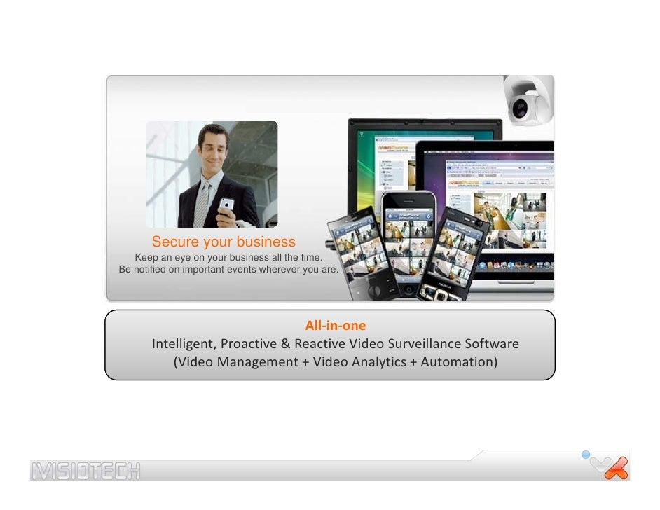 Secure your business    Keep an eye on your business all the time. Be notified on important events wherever you are.      ...