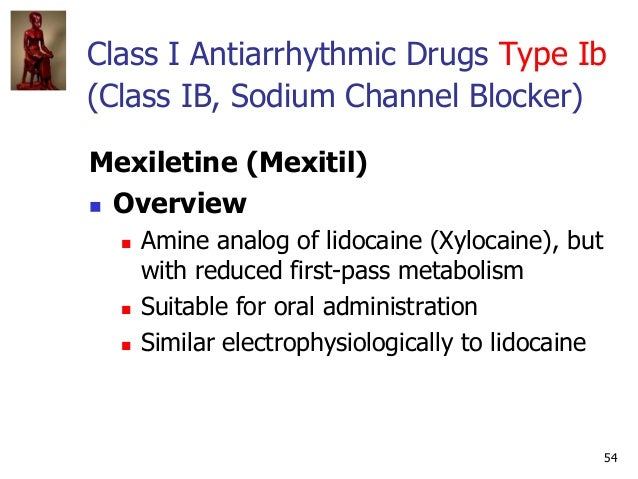 Classification For Mexitil