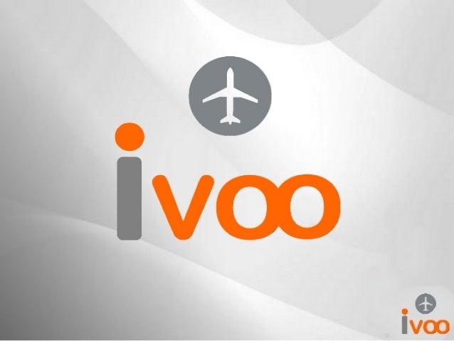 iVoo ? EMPRESA  Agência de Viagens, comercializando passagens  aéreas desde 2010 com destinos para todo o Brasil e  exteri...