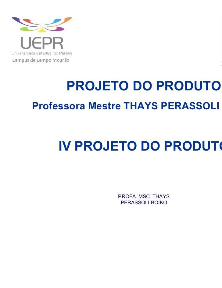 IV PP - Etapas PP - II INVESTIGAÇÃO DAS IDÉIAS