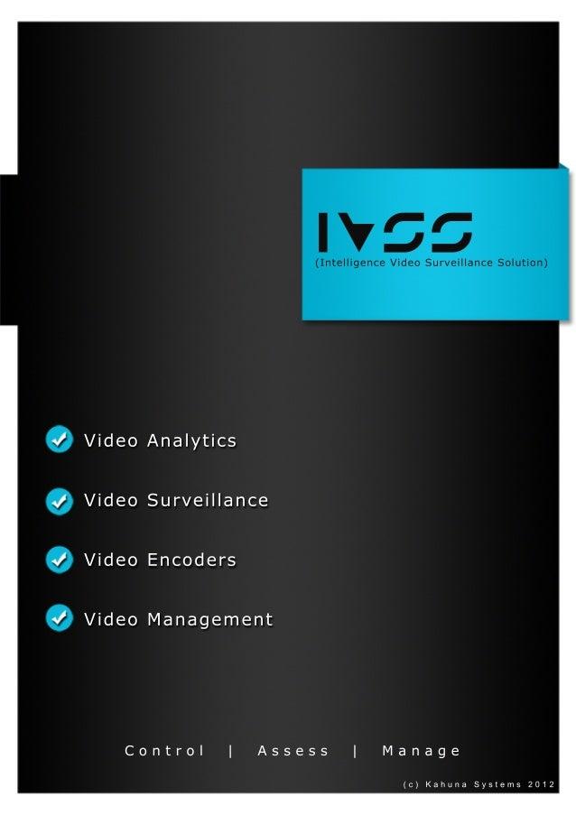 Intelligent Video Surveillance Solution
