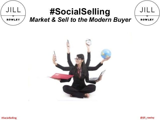 Still Selling Like It's 1999? Meet the Modern Buyer