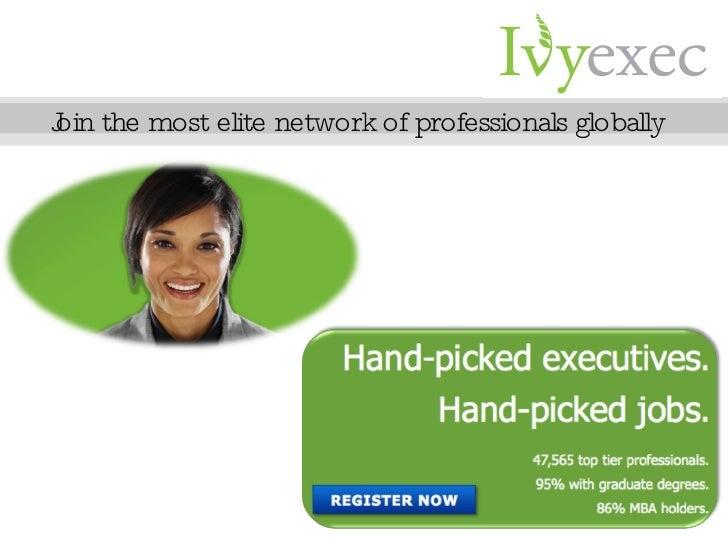 Ivy Exec Overview