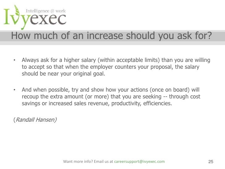 ivy exec webinar salary negotiation webinar with sarah stamboulie