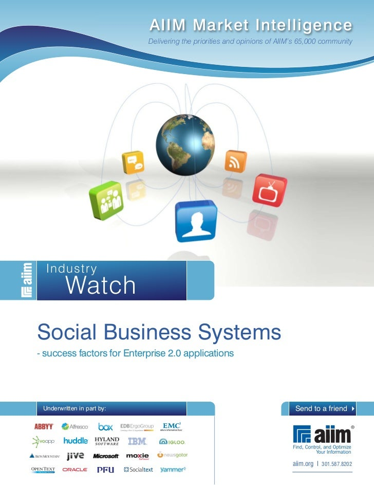 Iw social business-2011