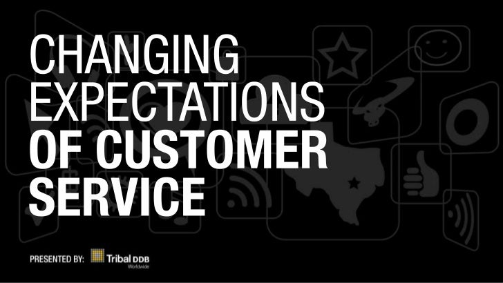 I want it now! How digital culture is changing expectations of customer service