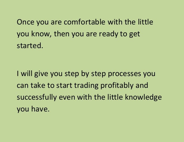 how to trade binary option trading