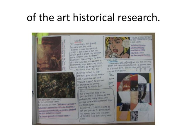 Visual art extended essay questions