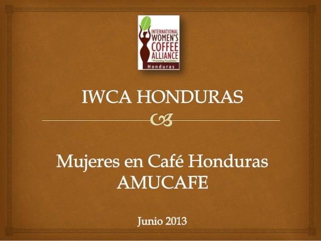 IWCA HONDURAS