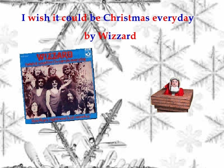 wizard i wish it could be christmas hd images