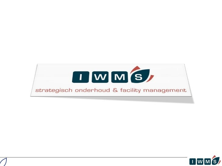 IWMS introductie