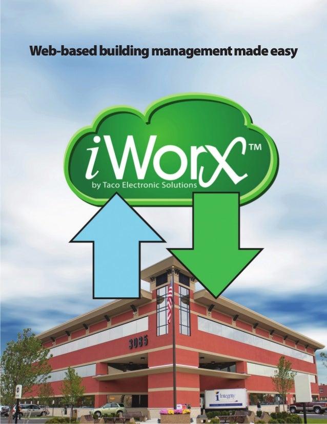 Web-based building management made easy