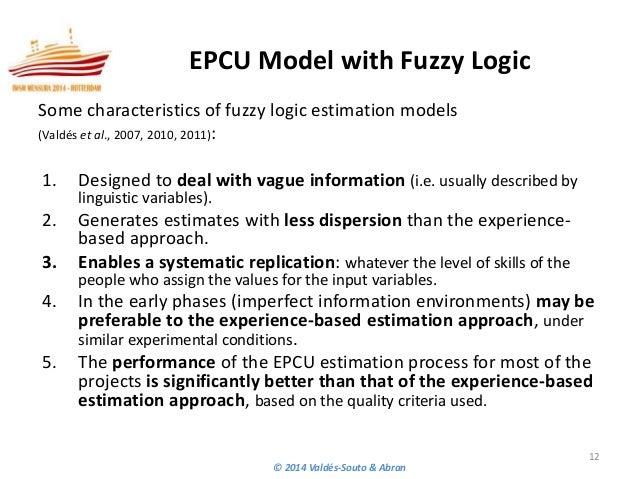 Phd thesis on fuzzy logic