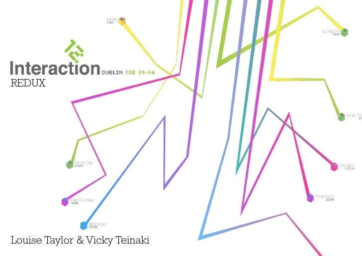 Interaction12 Redux