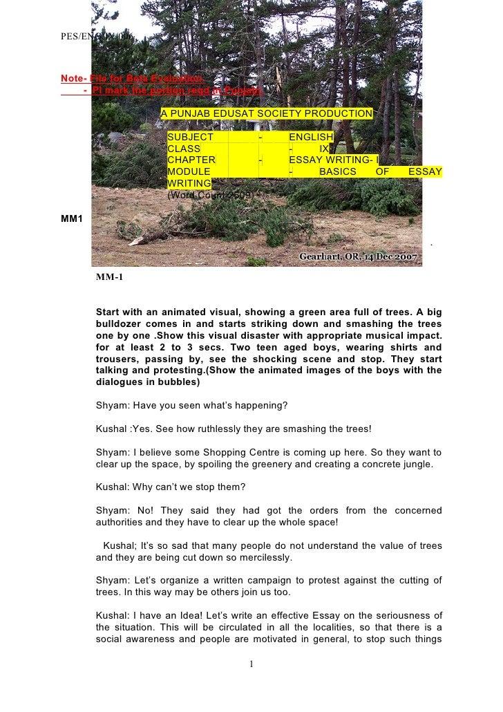 Ix english essay_writing_1