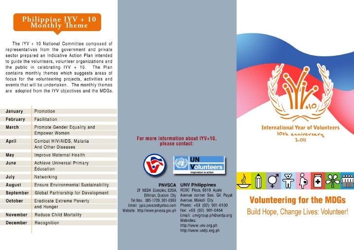 IYV+10 Event Enroll Flyer