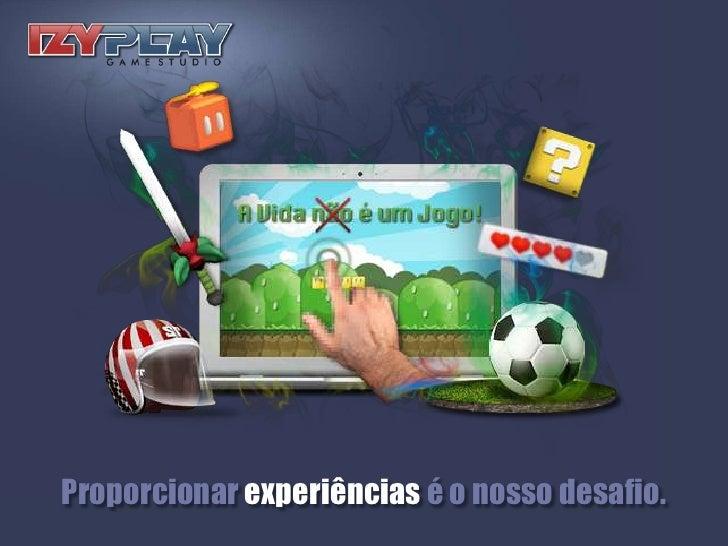 Izyplay Game Studio - Evento Sou WebPel