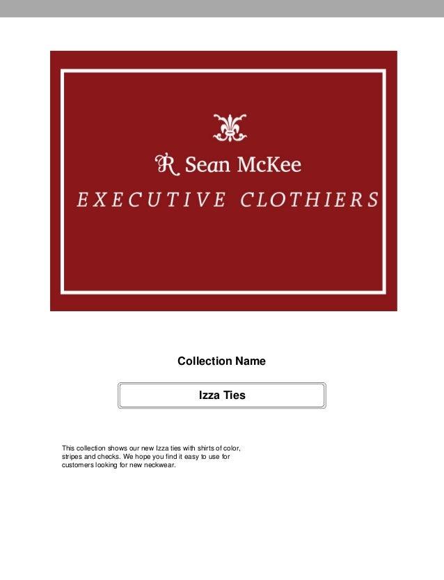 Custom Made Shirt and Tie Ideas