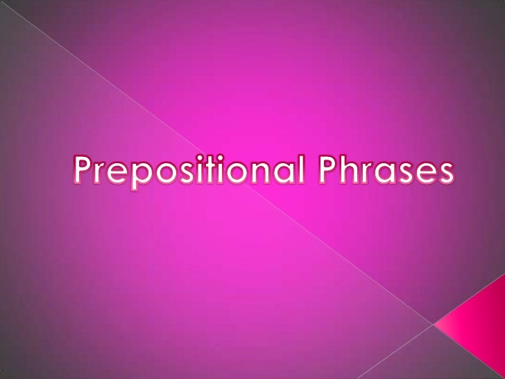 The meaning of preposition is a word that  shows the relationship of a noun or a  pronoun to another word.