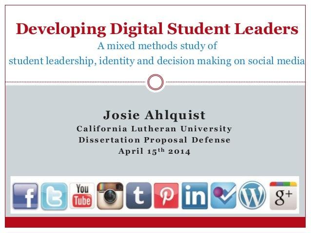 Development Dissertation