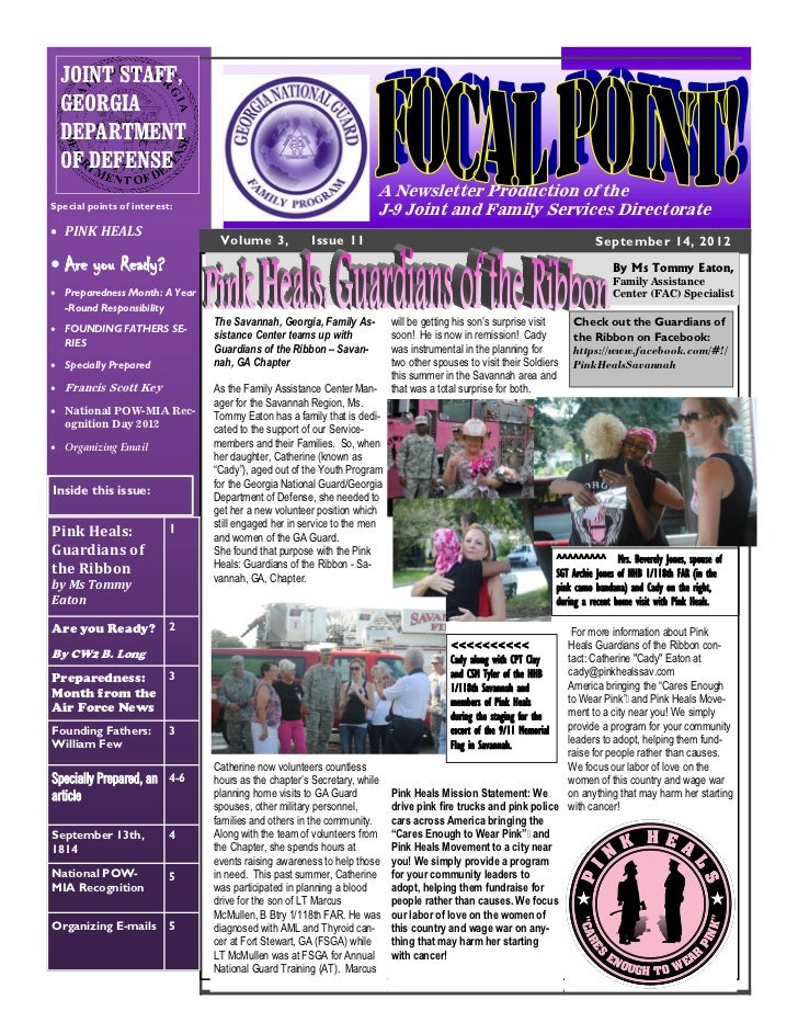 """The 11th Full-Issue of the 3rd Volume - The J-9 """"FOCAL POINT!"""" Newsletter"""