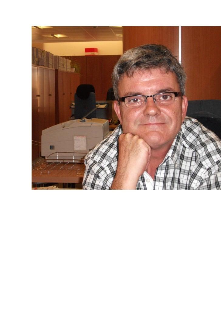 J.a.gonzález, concejal de acord per rocafort