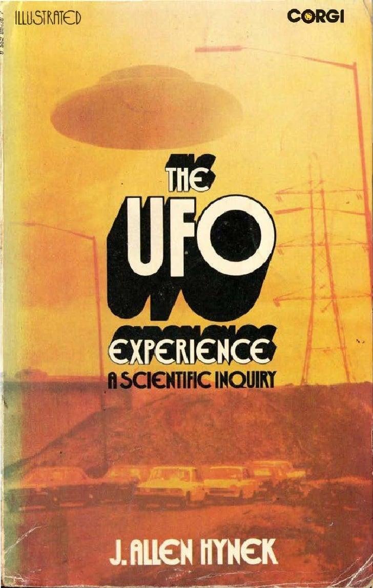 J. Allen Hynek - The UFO Experience - A Scientific Inquiry (1972)