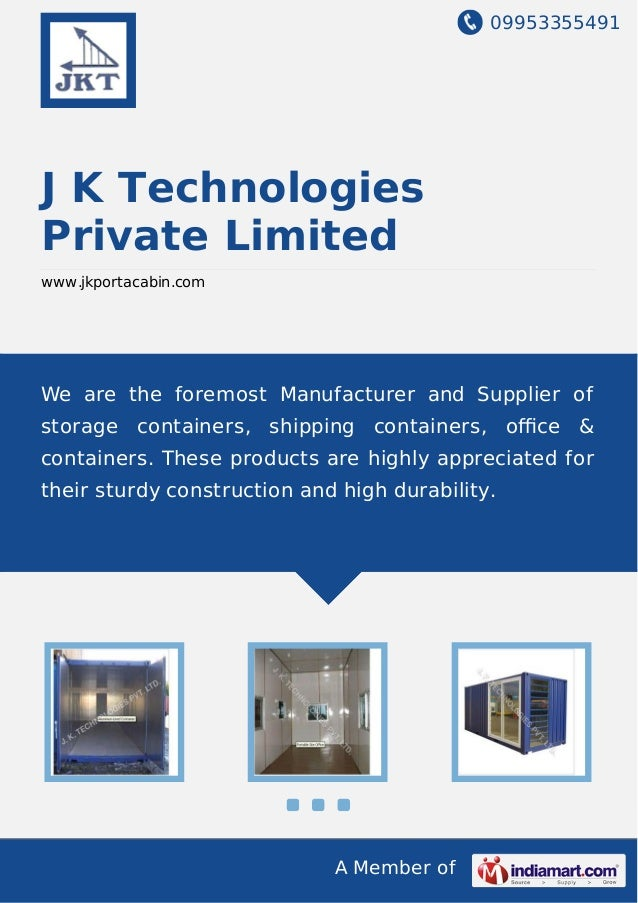 J K Technologies Private Limited