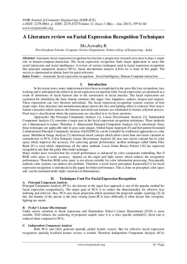 IOSR Journal of Computer Engineering (IOSR-JCE) e-ISSN: 2278-0661, p- ISSN: 2278-8727Volume 11, Issue 1 (May. - Jun. 2013)...