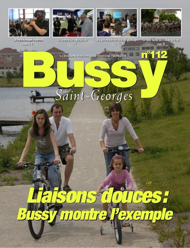 Journal de bussy numéro 112