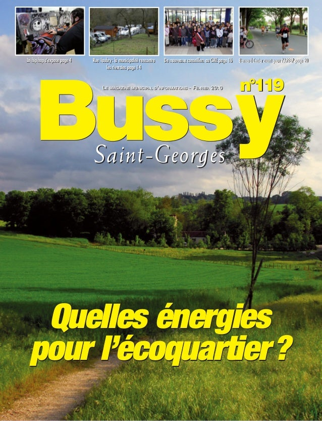 Le hip hop s'expose page 4   Rue Faubry: la municipalité rencontre   De nouveaux conseillers au CME page 16   Bernard Casi...