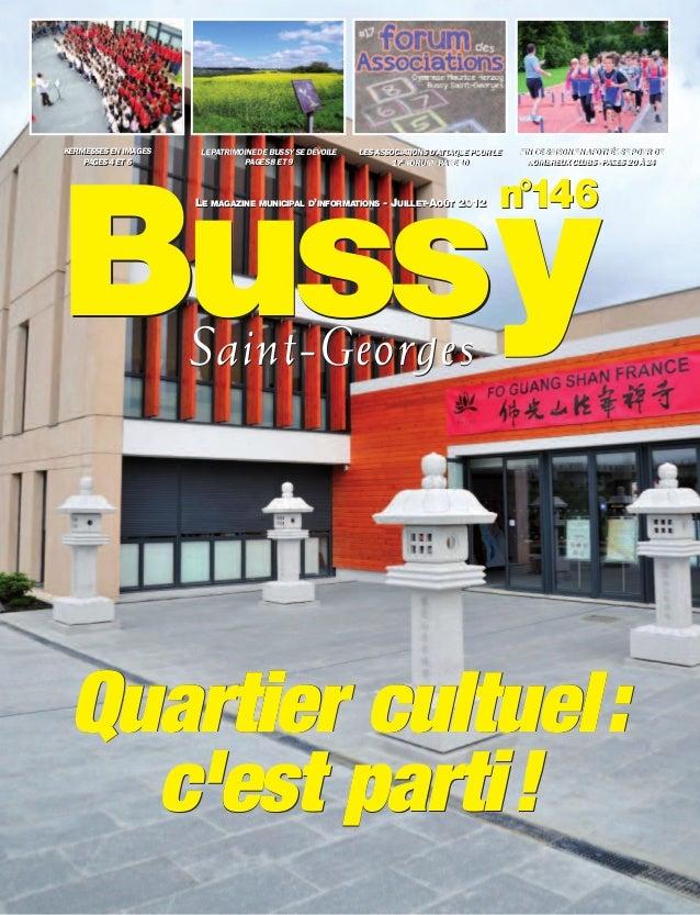 Journal de bussy numéro 146