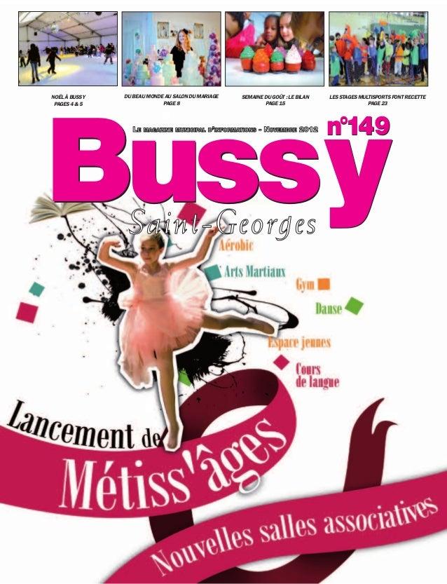 Journal de bussy numéro 149